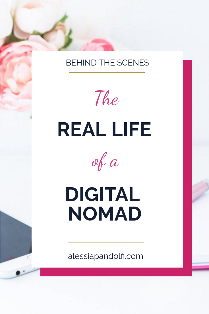 "When you hear ""digital nomad"" do you think of sipping cocktail at the beach? Well, the truth is that you need to have a solid system in place to avoid situations like I experienced."