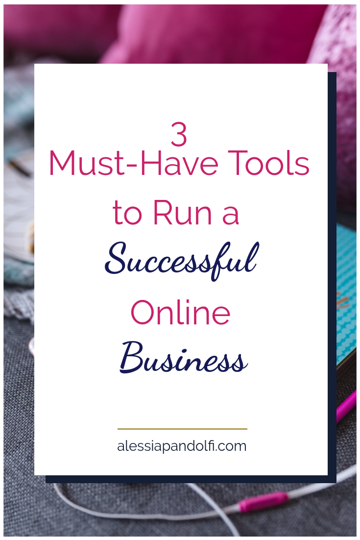 You don't need #AllTheThings when you have an online coaching business. You can start by using three simple but extremely useful tools to simplify your online business.